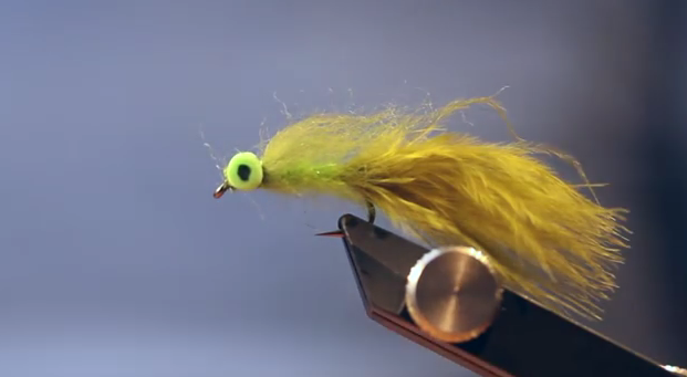 At The Vise: Damselfly Booby