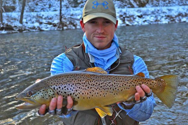 Thinking big? Try North Carolina's Fly Fishing Trail - Fly Life Magazine