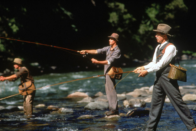The greatest fishing stories…