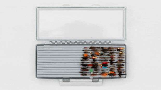 "British ""ripplebox"" is a simple and brilliant way to store flies"