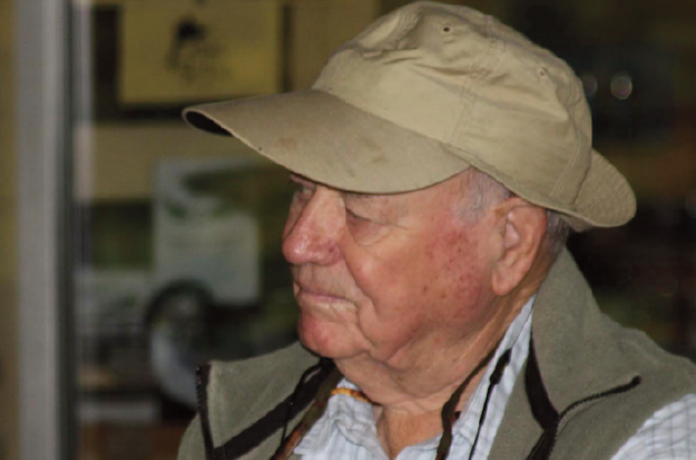 Lefty, a friend to every sports fisher is dead