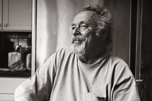 A guides tale, fly fishing with Jim Harrison