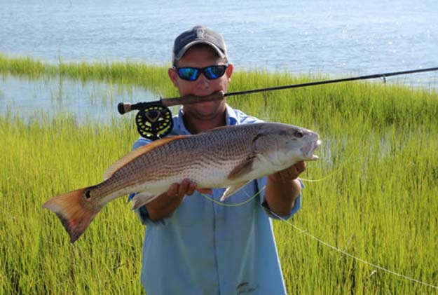 Destinations: South Carolina, Georgia and late fall redfish