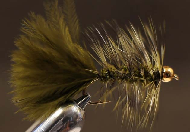 Beginner Fly Tying #11 – Woolly Bugger