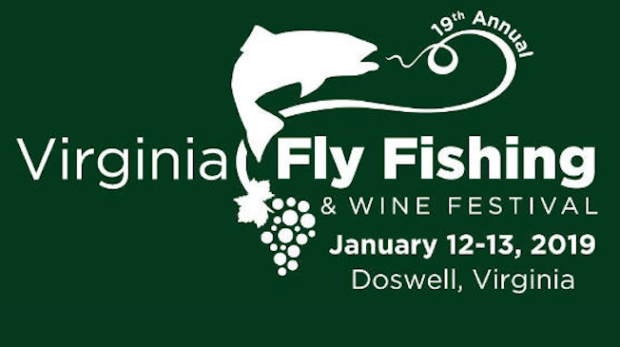 Reminder: Virginia Fly Fishing Show & Wine Festival