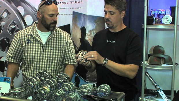 New and noteworthy gear from the 2018 Fly Fishing Show