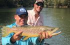 "Fly fishing metro-Atlanta. The ""Hootch"" could be America's best-kept secret"