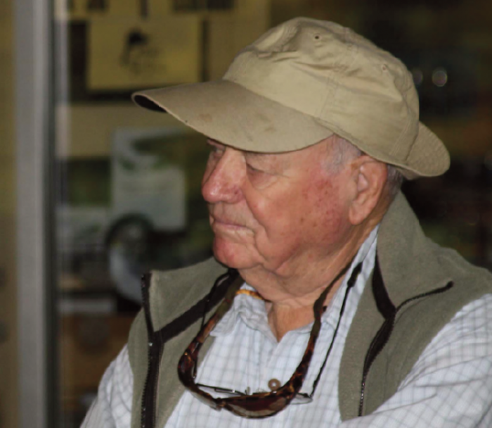 Lefty Kreh introduced many to a fly fishing and conservation point of view