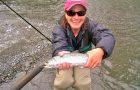 Rainbow Trout, the symbol of our environmental health