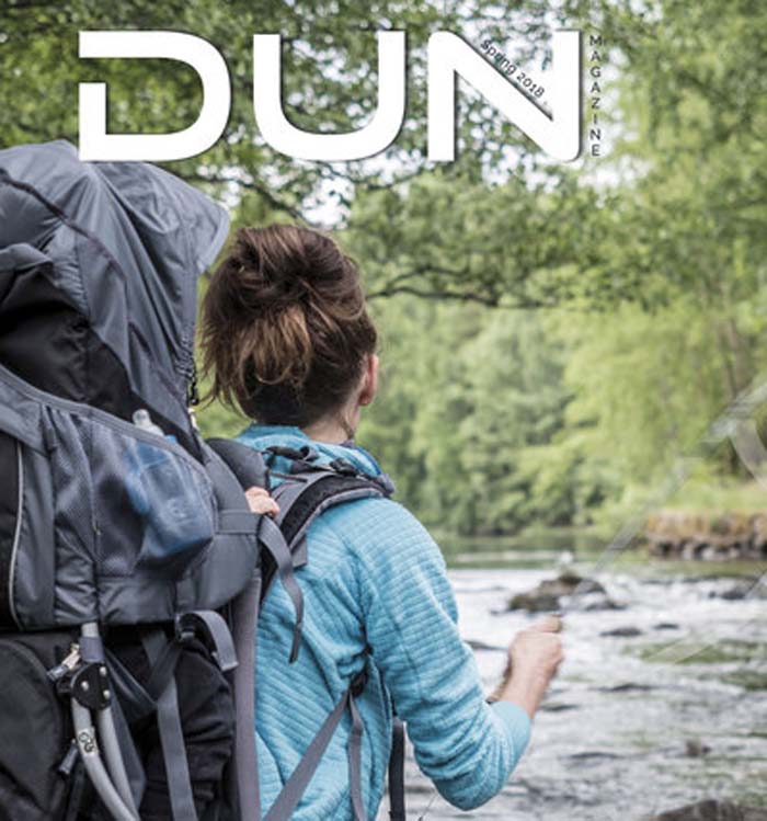 Who doesn't read DUN Magazine?