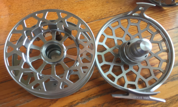What's inside Van Staal's 2nd generation fly reel – VF Series?