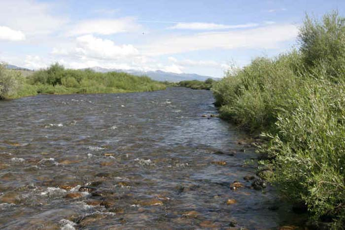 State of CO joins 'above the law' miscreant to block river access