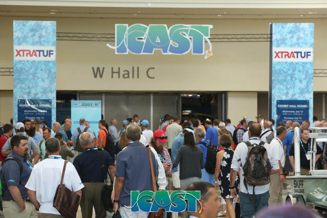 Your Drive-in Show Ticket to ICAST Today!
