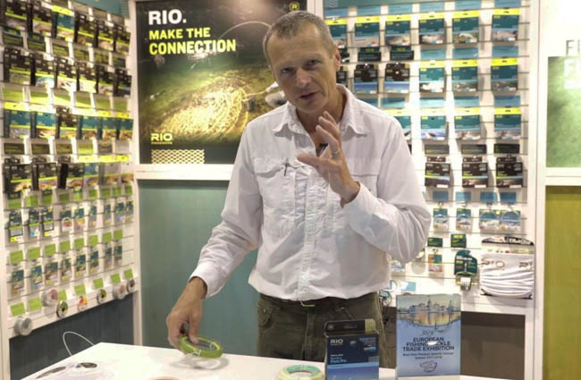 Industry news rio products launches flies fly life magazine for Fish hawk atlanta