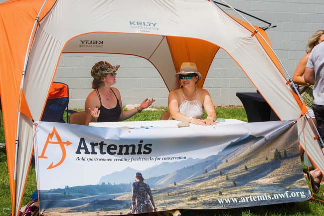 Meet a new and refreshing conservation voice, Artemis