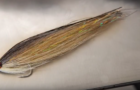 At The Vise: Tying the Snow Runner Deceiver
