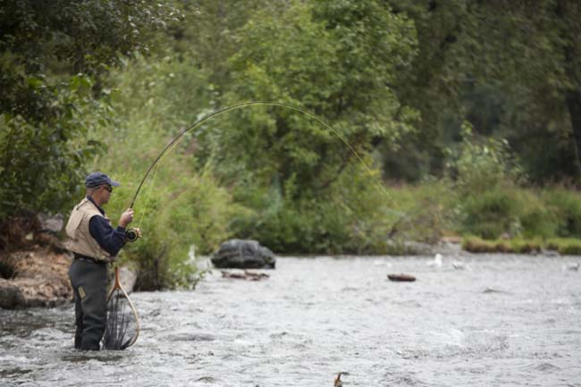 Gov. theft of public lands terrorizes anglers and hunters