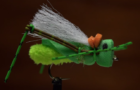 Tim Flagler Ties The Mop Hopper