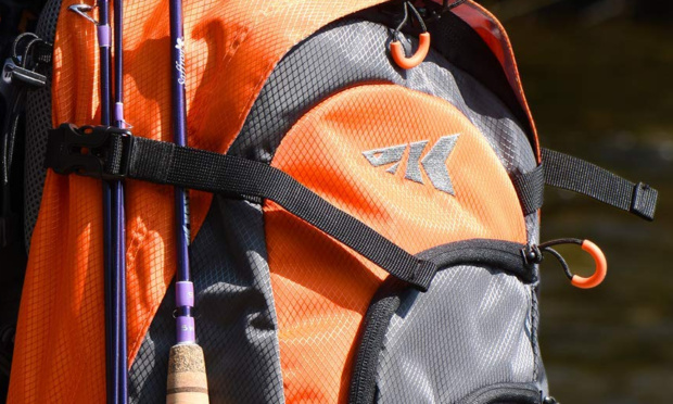 KastKing's Day Tripper Tackle Backpack for on the go anglers