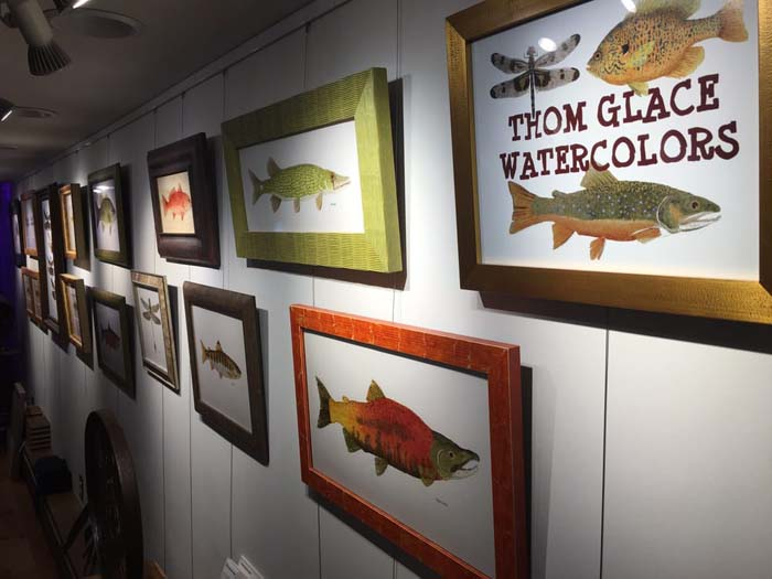 Artist of the Year Thom Glace in Boiling Springs Dec.15 & 16