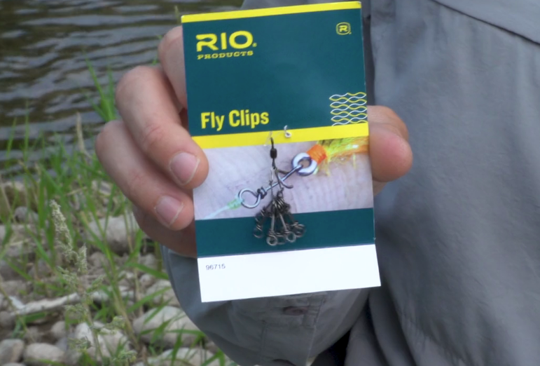RIO Products News: Fly Clips and Twist Clips