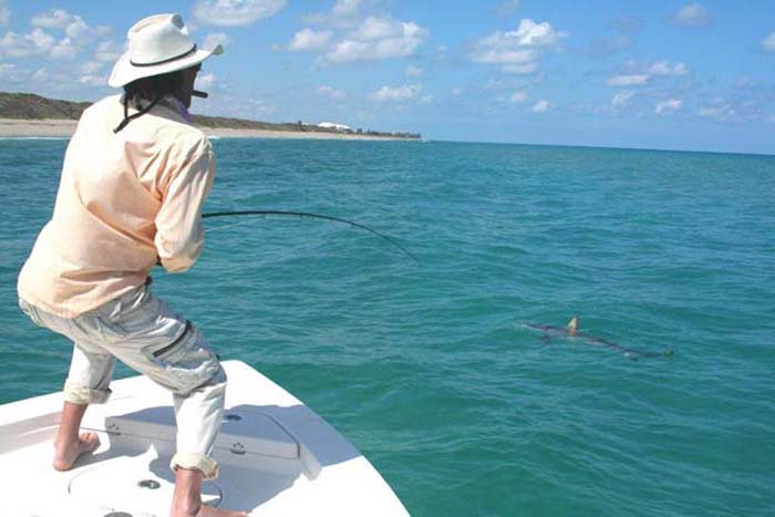 There's more to releasing a fish than just letting go…