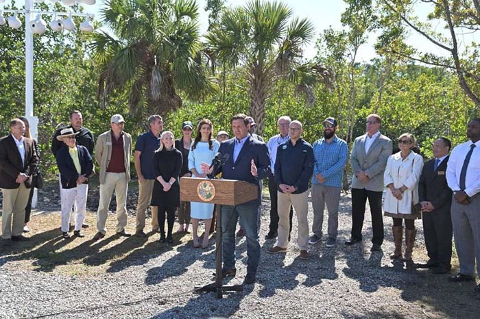 Record new funding for Estuary and Everglades Restoration