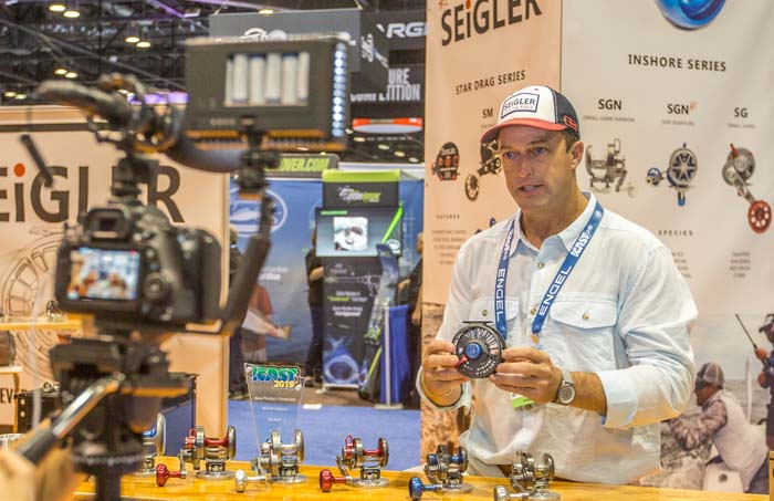 It's the ICAST fishing finals… Here's who won