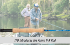 Press Release: TFO Introduces the Axiom II-X Fly Rod