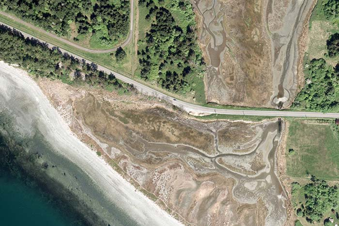 Another botched road work design redone to clear salmon migration blockage