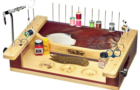 Don't throw those fly tying scraps away – they might come in handy