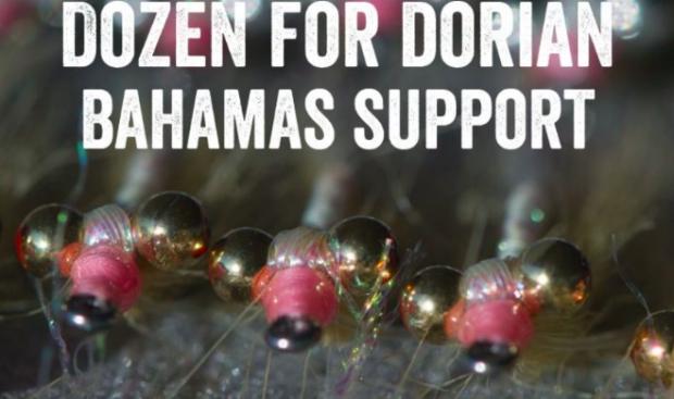 #DozenforDorian: Fly tyers unite for Hurricane Dorian victims