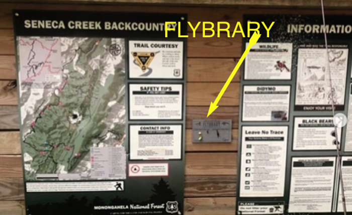 "News: Flybraries are little ""libraries"" for fly fishing"