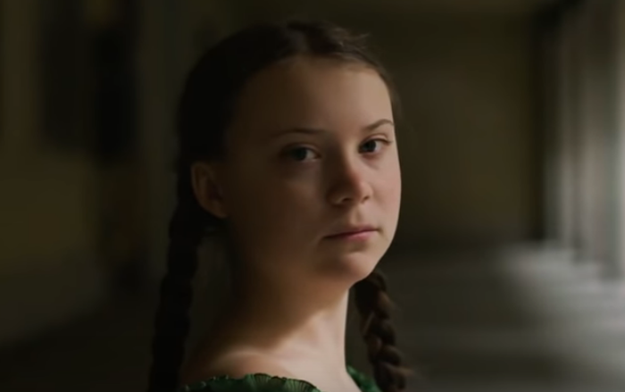 Time 2019 Person Of The Year: Greta Thunberg