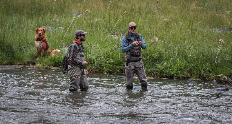 Fly fishing for trout is effete and lame? Respectfully, shut the 'effe' up!