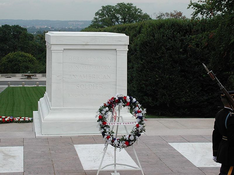 We all commemorate the men and women who died while in military service on Memorial Day