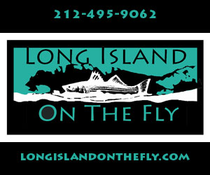 Long Island On The Fly, Fly Fishing Charter - Long Island Charter Fishing