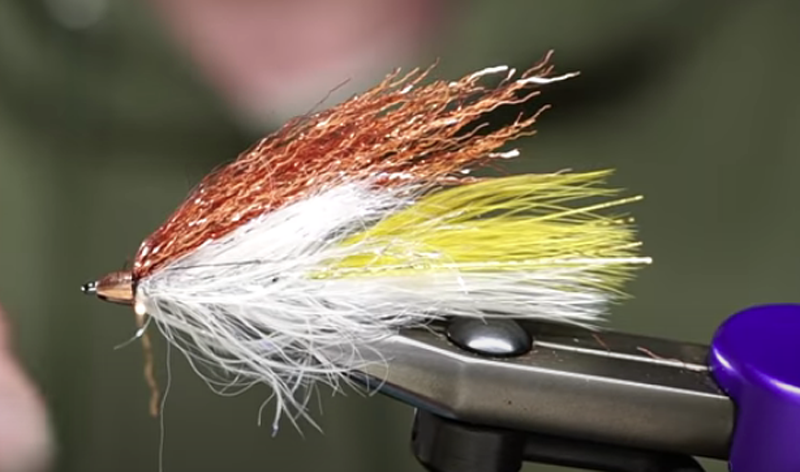 Fly Tying: Time for long shank hook streamers or even better, tube flies