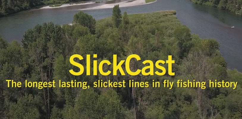 RIO strikes a chord with SlickCast. Does fly line innovation take a leap?