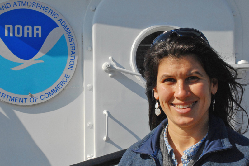 Women In The News: Steeler fan makes her mark at NOAA Fisheries