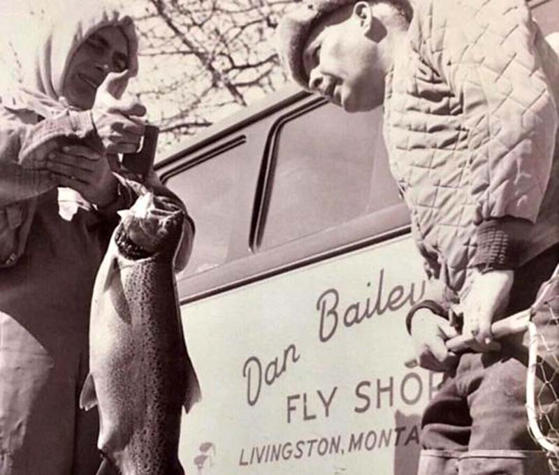 Dan Bailey's world famous fly shop in good hands with Sexton