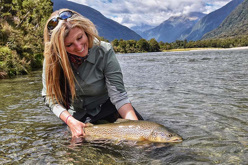 Tiny Fly Fishing Industry is getting a big boost from United Women on the Fly