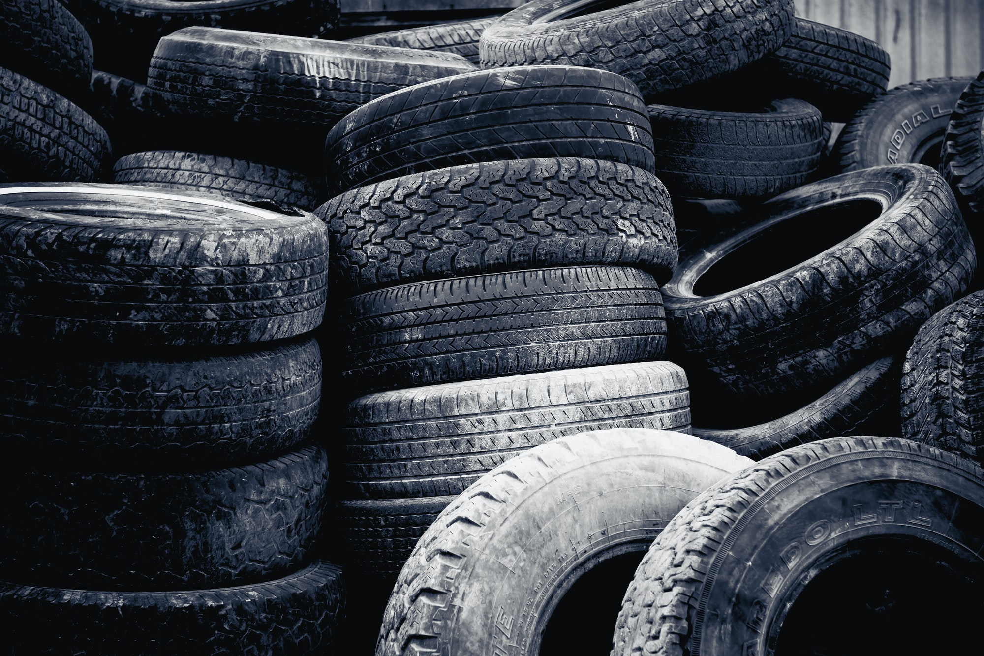 Death by tires. Actually, there's a valuable plus in the science of why