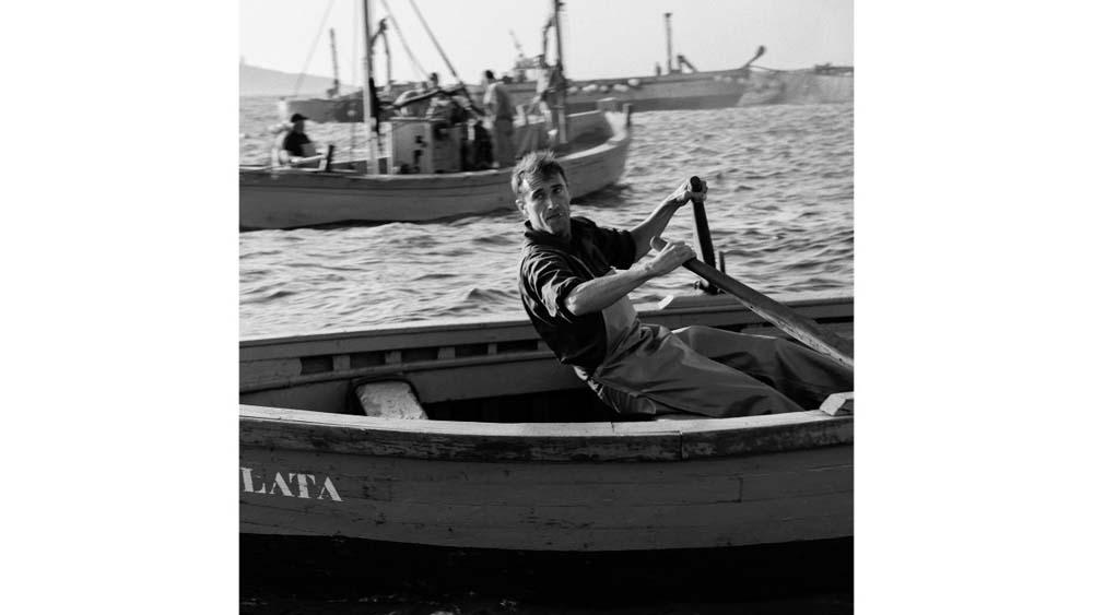 Archive: Hemingway, bluefin tuna, boatman, and Spain