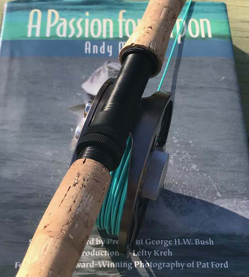 Pick up a Henry Fly Rod and get to be really good at casting