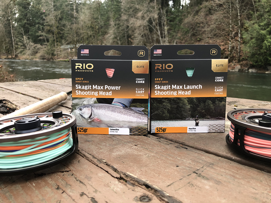 Industry News: New Additions to RIO's SlickCast Fly Lines