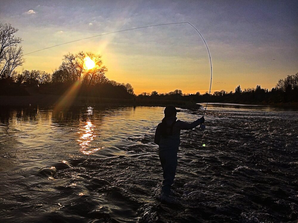 The Pandemic vaults fly fishing and hunting participation