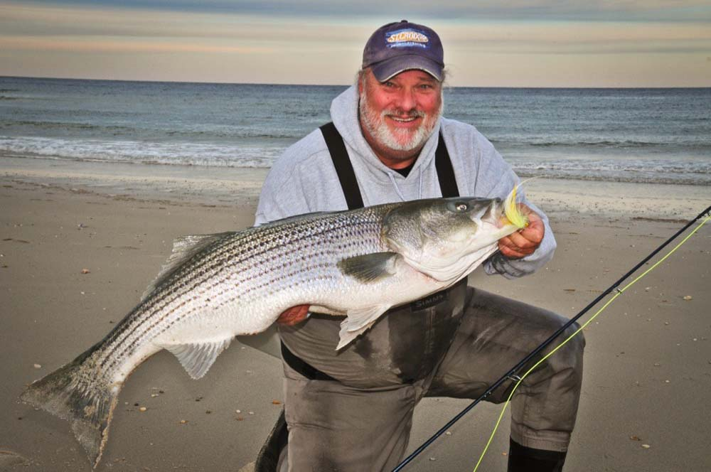 The fly that changed the course of saltwater fly tying, Popovics' Surf Candy