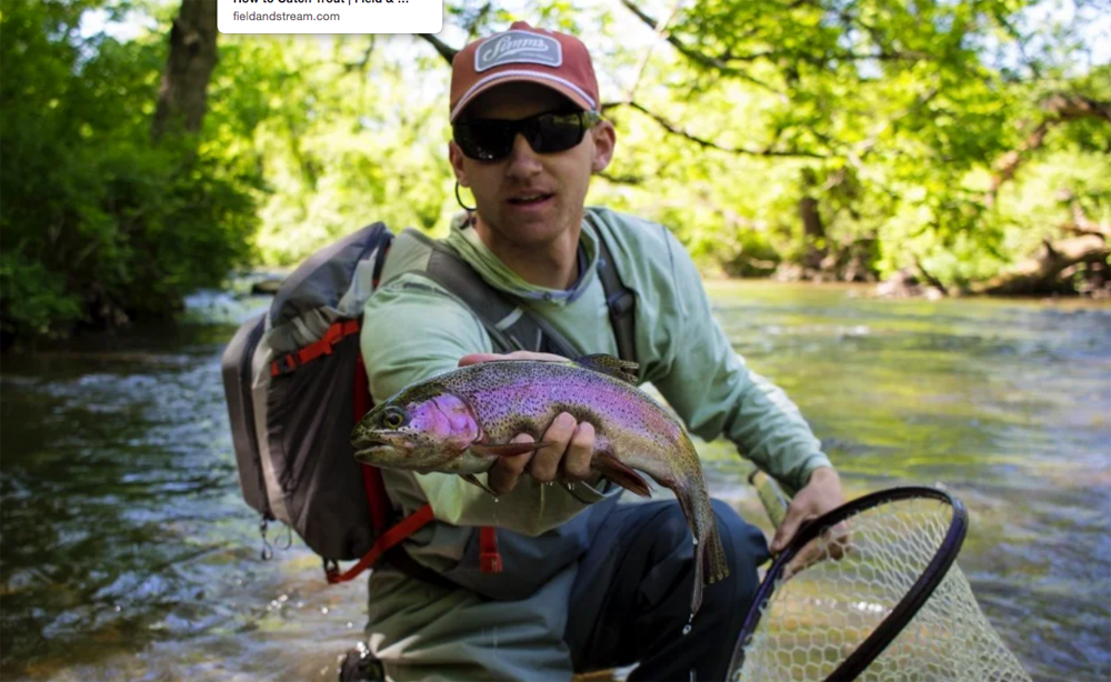 Trout fly fishing roundup – a pre-flight