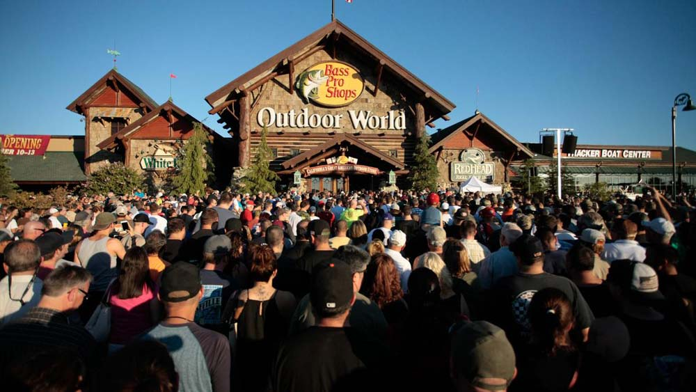 Is Bass Pro maneuvering to be Costco of fly fishing?